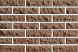 Кирпич узкий 22 коричневый