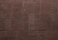6504 Травертин Темно-Коричневый