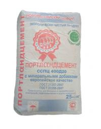 Цемент ССПЦ 400 Д20