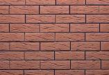 2704 Фасадный кирпич Красный